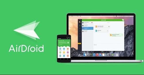 تطبيق AirDroid