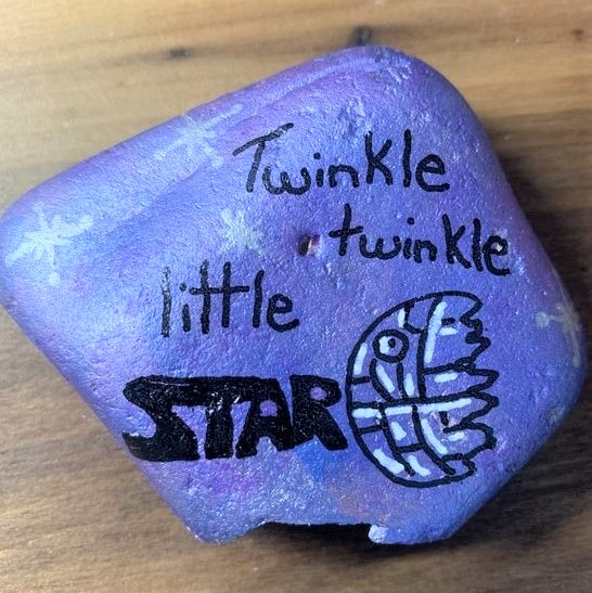 twinkle twinkle little death star