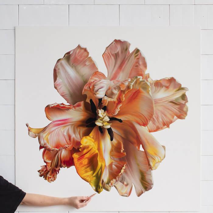 fiori di CJ Hendry