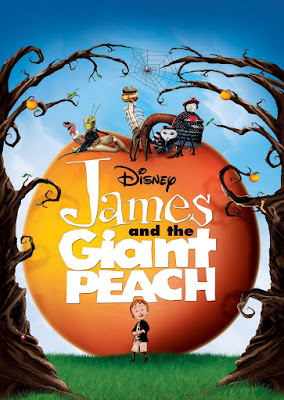James And The Giant Peach 1996 Dual Audio Hindi 720p BluRay 750MB