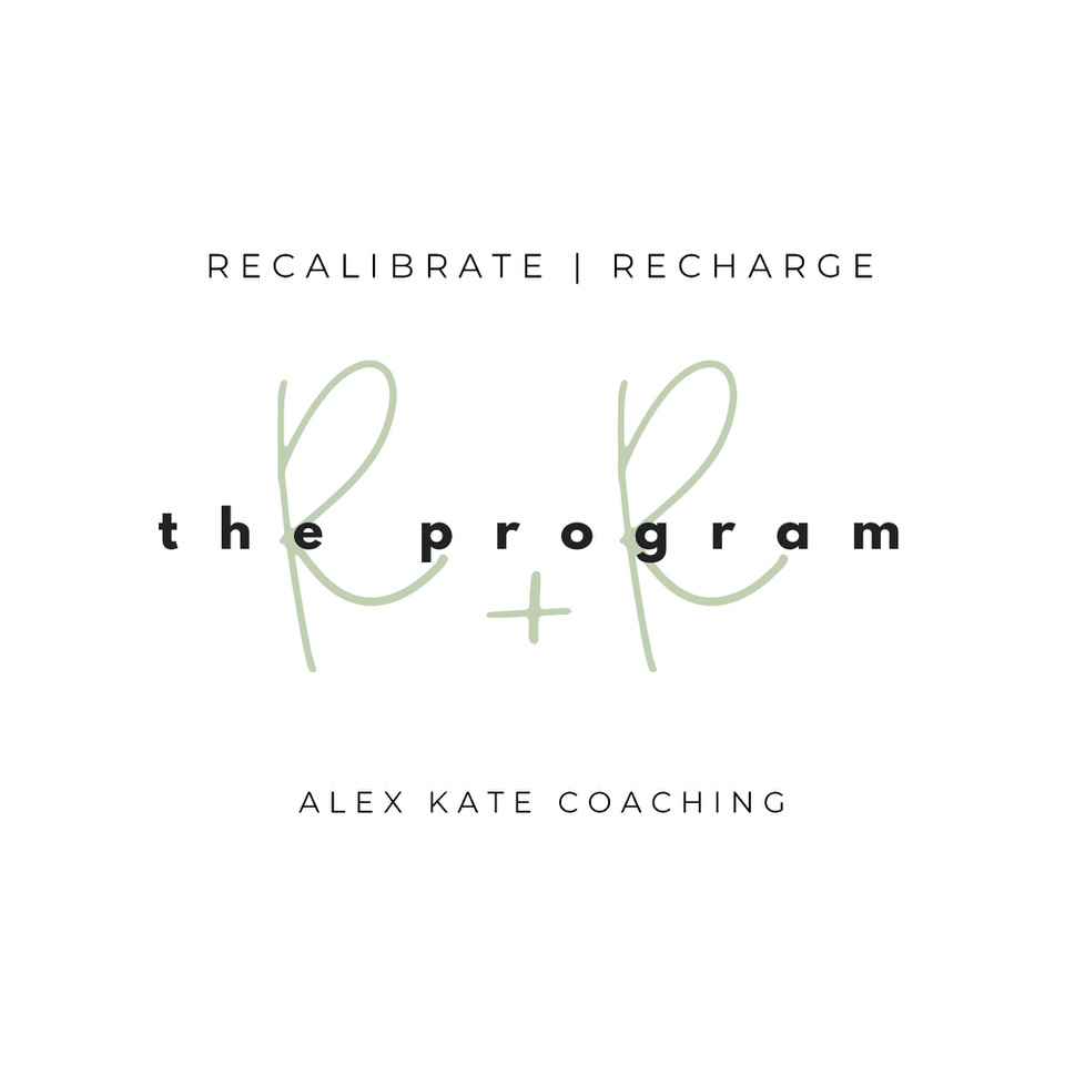 Mindset and lifestyle coaching - what to expect | Alex Kate Coaching on Dalry Rose Blog