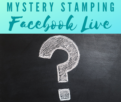 Enjoy a mystery? Join me for Mystery Stamping! This week I shared a sneak peek of one of the new Mini catalog suites.