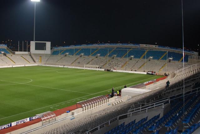 Estadio GSP Nicosia