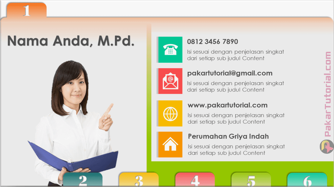 Contoh Power Point