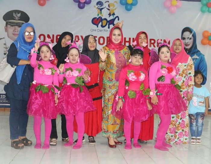 Sebanyak 3.232 Anak se-Provinsi Lampung Terima Tabungan Sosial Anak