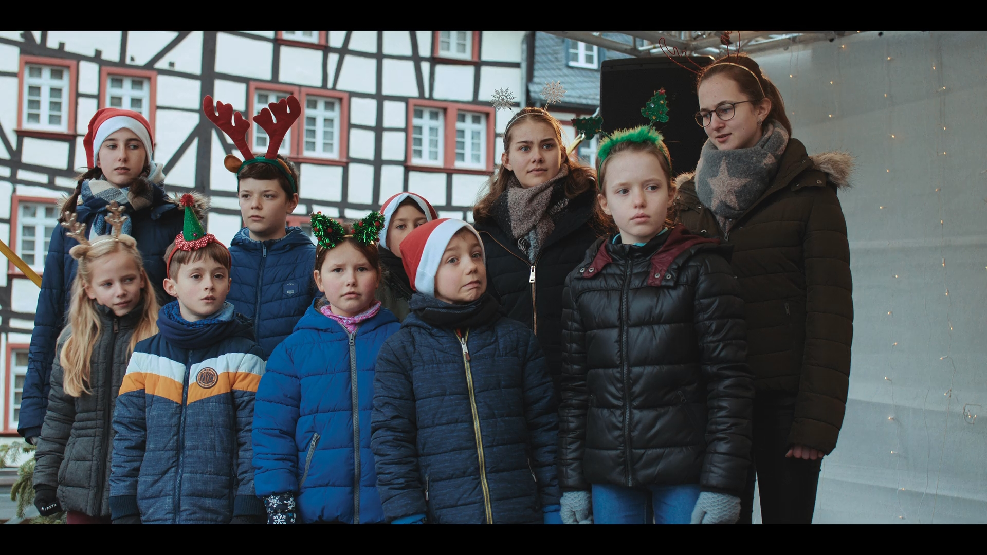 Visita de Navidad (2020) 1080p WEB-DL Latino