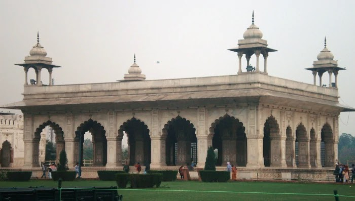Rang Mahal | Red Fort (Lal Quila) Travel Guide