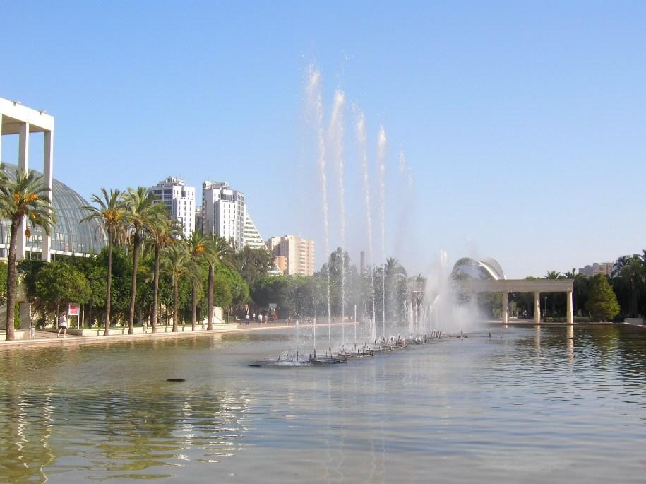 Valea raului Turia, Valencia