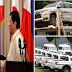 Japan, nagbigay ng 40 SUVs sa PNP