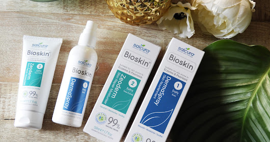 Review: Salcura Bioskin Dermaspray + Zeoderm