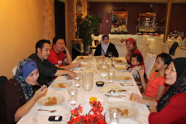 Dinner di Restoran Halal di Las Vegas