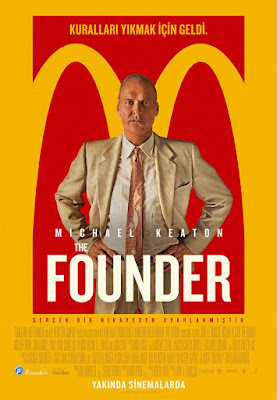 The Founder film afişi