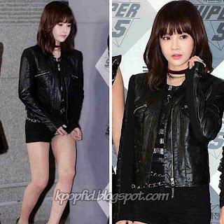 Foto Jeon Boram T-ara Imut dan Cantik Banget