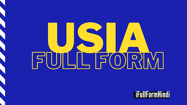 full form of USIA