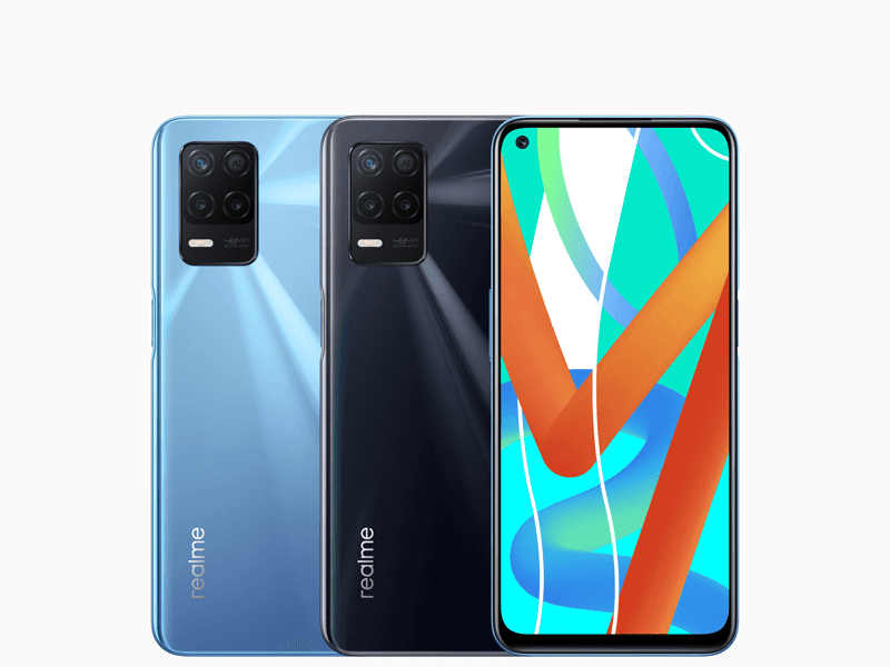 realme V13 5G with Dimensity 700, 90Hz display now official in China!