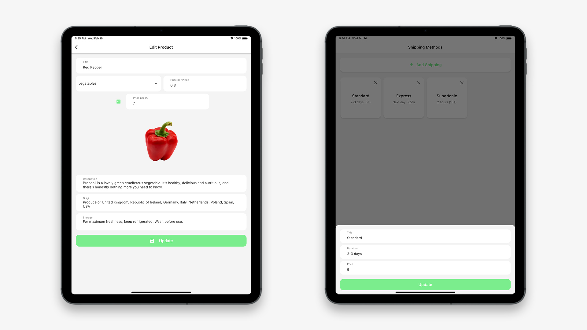 Flutter Grocery: Full Android + iOS eCommerce App - 25