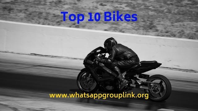 Top 10 Bikes