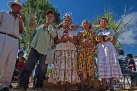 Falcón y Lara, celebran el ancestral  Baile de Las Turas