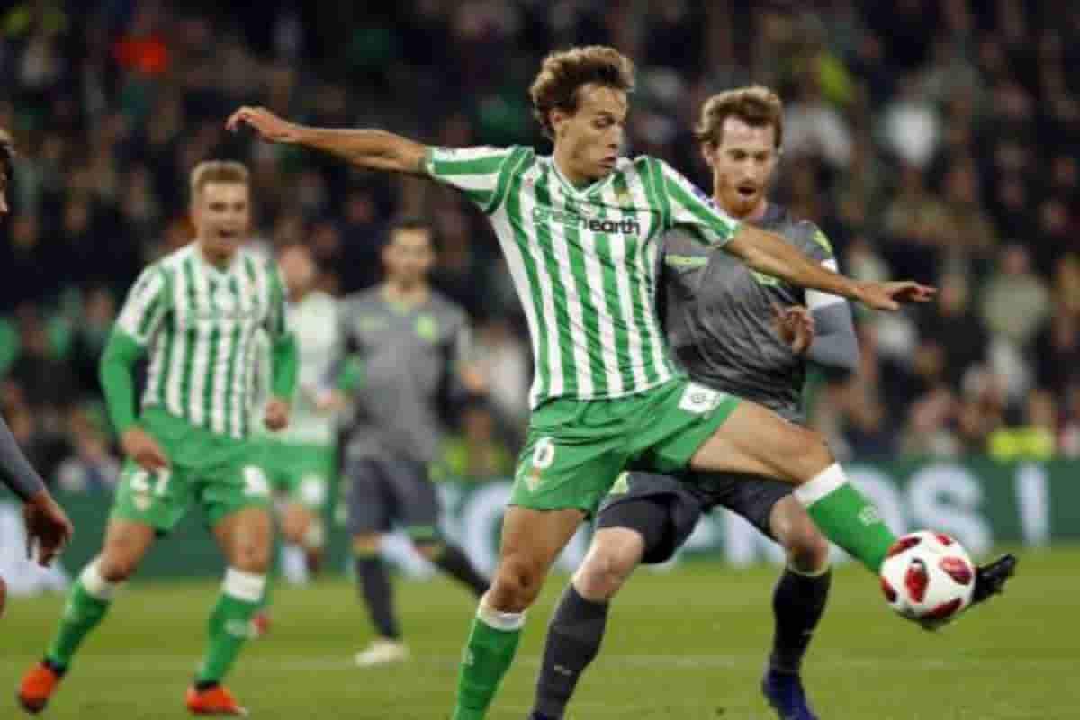 بث مباشر مباراة ريال بيتيس وريال سوسيداد اليوم