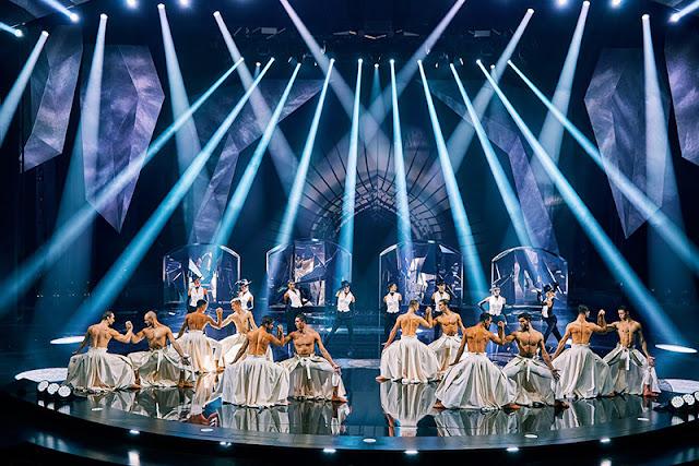 Espetáculo VIVID Grand Show em Berlim