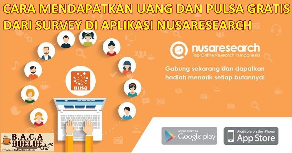 Cara mendapatkan uang dan pulsa gratis di Aplikasi ...