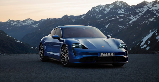 Facts About The 2020 Porsche Taycan