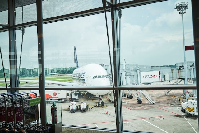 LOOK: Singapore Airlines turns one of its A380 superjumbos into restaurant