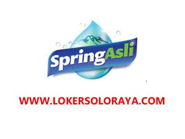 Lowongan Kerja Sukoharjo Januari 2021 Di Pt Air Mineral Wahaha Portal Info Lowongan Kerja Terbaru Di Solo Raya Surakarta 2021