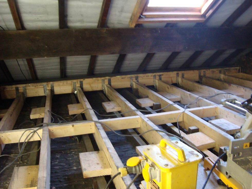 attic storage ideas pinterest - Whitshaw Builders October 2011