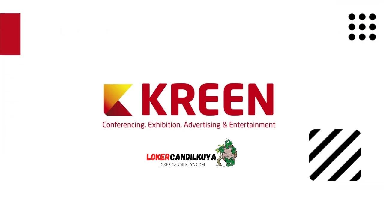 Lowongan Kerja PT Kreen Entertainment Indonesia