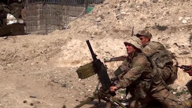 Το παιχνίδι των ξένων δυνάμεων στη σύγκρουση στο Ναγκόρνο - Καραμπάχ