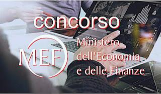 www.adessolavoro.com - MEF, concorso pubblico per impiegati
