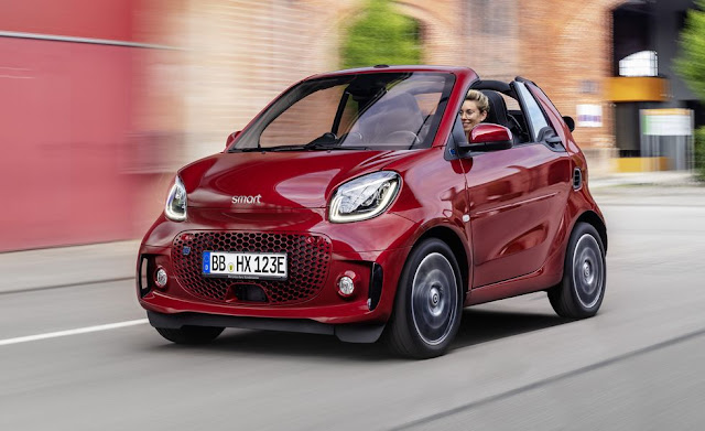 Smart Fortwo - 1998-2019