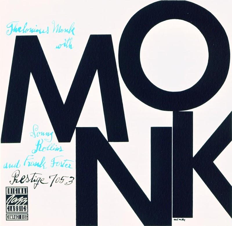 THELONIOUS MONK - MONK (1954)