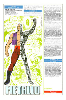 Metalo (ficha dc comics)