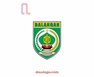 Logo Kabupaten Balangan Vector Format CDR, PNG