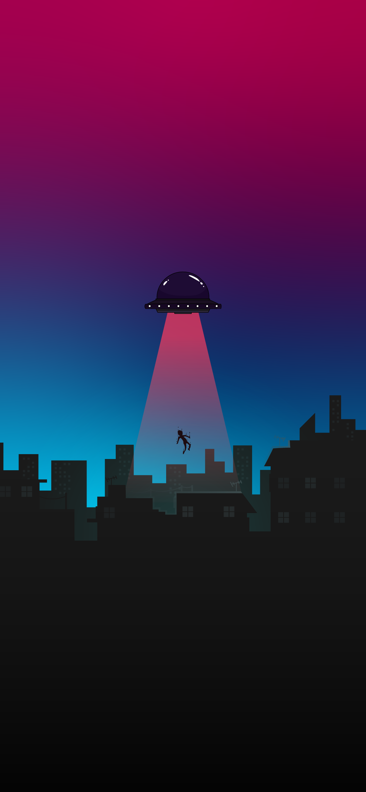 ufo abduction background wallpaper iphone 4k