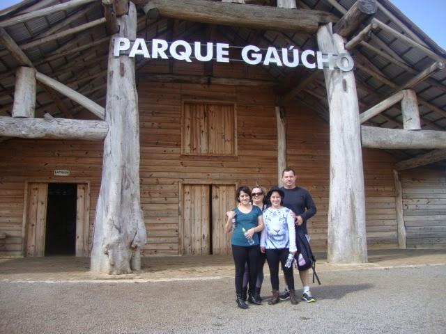 Parque Gaúcho - Gramado - RS
