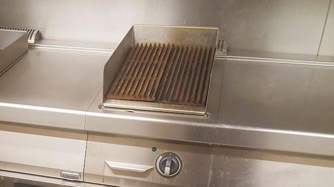 Préparer un poste pour la grillade