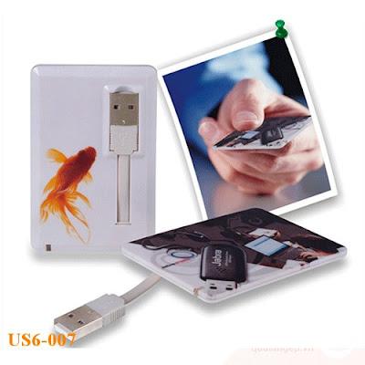 Quà tặng sự kiện USB thẻ ATM - USB quà tặng độc đáo cho doanh nghiệp
