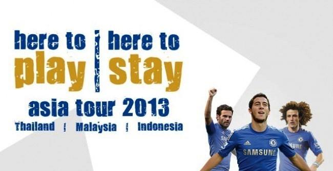 Chelsea Asia Ur Indonesia