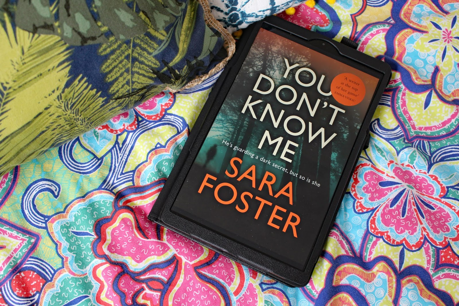 You Don't Know Me By Sara Foster | Book Review