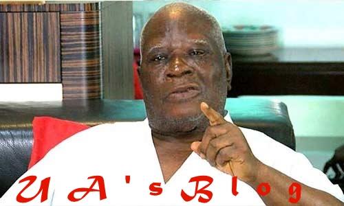 Mamman Daura is leader of cabal in Presidential Villa, Garba Shehu is errand boy – Edwin Clark