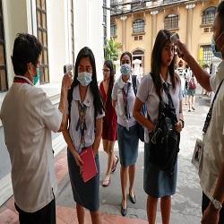 Filipinas registra a primeira morte por coronavírus