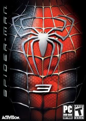 Capa do Spider-Man 3