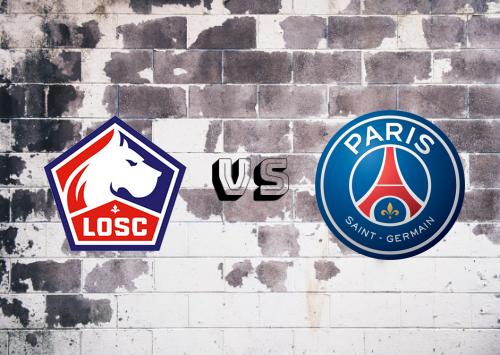 Lille vs Paris Saint-Germain  Resumen y Partido Completo