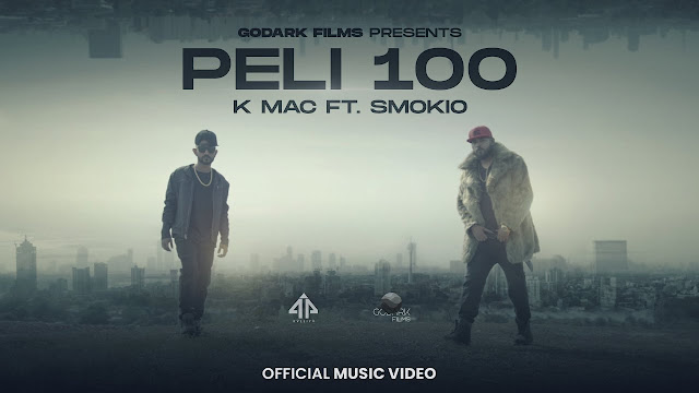 K Mac - Peli 100 ft. Smokio