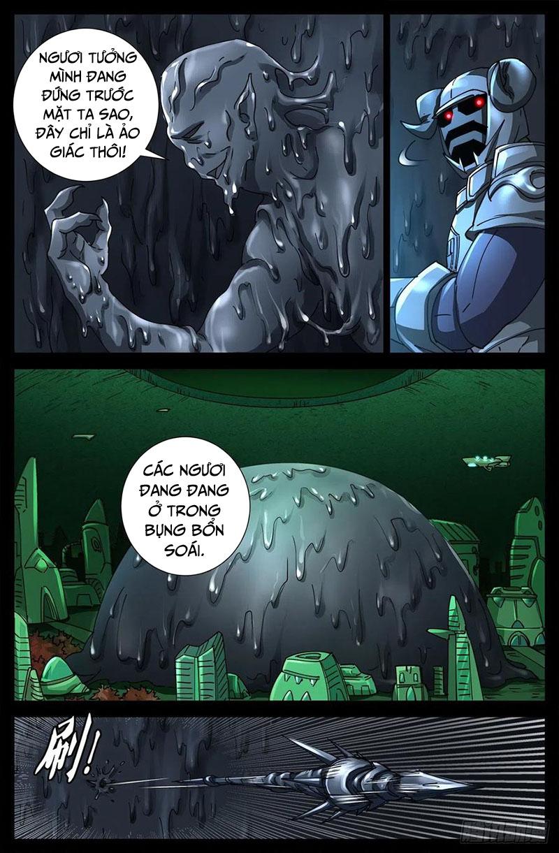 Huyết Ma Nhân chap 695 - Trang 3