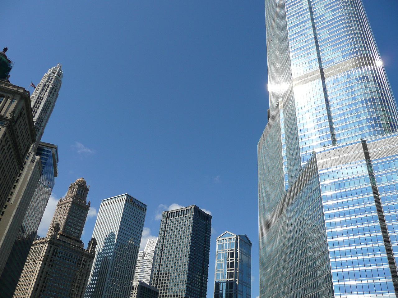 Decepção com o blues, deslumbramento com a arquitetura da cidade. Chicago é  um museu a céu aberto, com prédios de todas as épocas e estilos, ... 82767c03c7