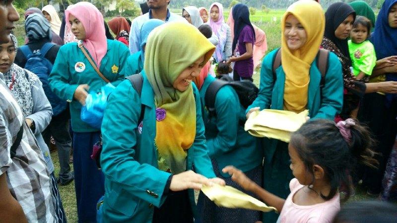 Bantuan untuk Korban Gempa di Pidie Jaya